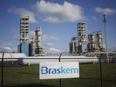Braskem receberá cerca de R$ 3,7 bi em seu caixa após acordo judicial
