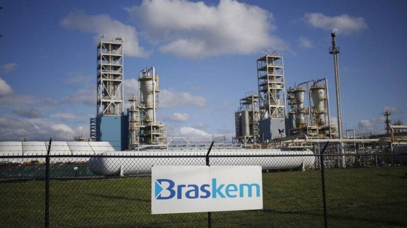 Braskem (BRKM5) reserva mais R$ 1,6 bilhão para despesas em Maceió