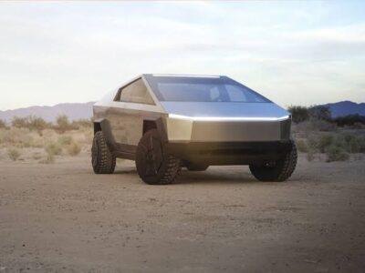 Tesla: Musk afirma que recebeu 200 mil encomendas de picape elétrica