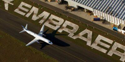 Embraer (EMBR3) tem prejuízo líquido de R$ 797 milhões no 3T20
