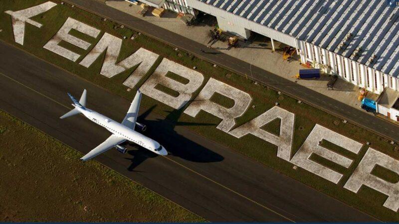 Embraer (EMBR3) informa que irá fazer reajustes na produção e nas despesas