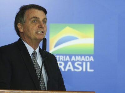 Bolsonaro assinará acordos comerciais na Índia, afirma embaixador