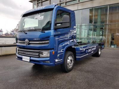 Volkswagen projeta investimento de R$ 110 mi em caminhões elétricos