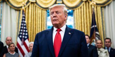 Trump inicia processo para retirar EUA da OMS formalmente