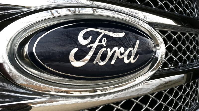 Vendas da Ford na China caem pelo terceiro ano consecutivo