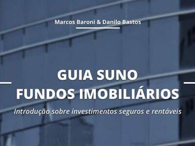 SUNO lança versão física de Guia sobre Fundos Imobiliários