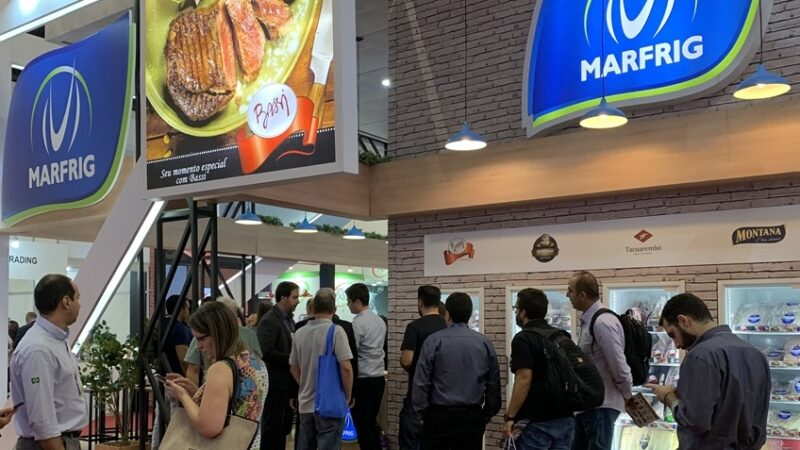 Marfrig firma acordo de investimentos com associação paraguaia de exportadores de carne