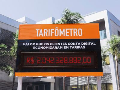 Banco Inter chega a 4 milhões de clientes