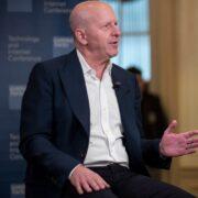 Davos - Salomon - Goldman Sachs