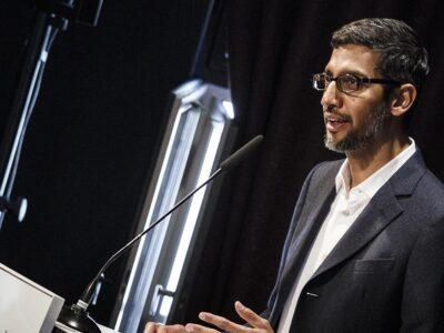 Google: Inteligência artificial causará mudança mais profunda que a eletricidade