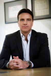 Vitor Bidetti, CEO da Real Estate