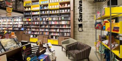 Via Varejo (VVAR3) demonstra interesse em ativos da Livraria Saraiva, diz revista