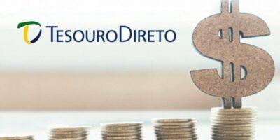Títulos do Tesouro Direto operam em alta nesta sexta-feira