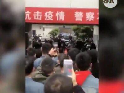 Epicentro do coronavírus, Hubei, na China, registra tumultos