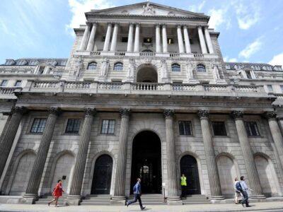 O Banco da Inglaterra informou que o PIB do Reino Unido deverá se contrair de 30% no primeiro semestre de 2020. Clique aqui para saber mais.