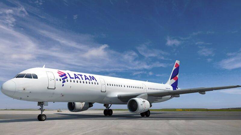 Latam Airlines registra prejuízo de US$ 890 milhões no 2T20