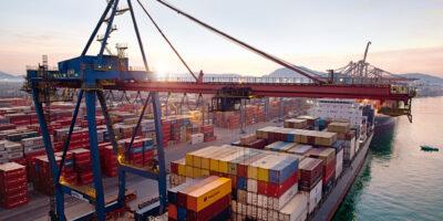 Santos Brasil (STBP3) aumenta lucro líquido em 396% em 2019