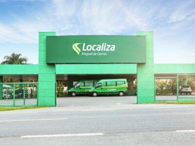 Agenda do Dia - Localiza