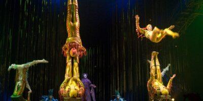 Cirque du Soleil entra com pedido de recuperação judicial no Canadá