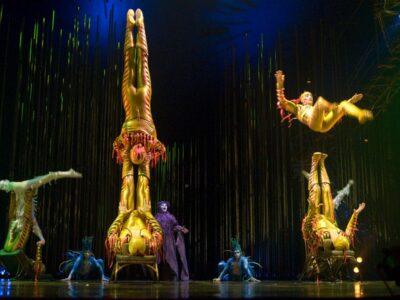 Nessa quinta-feira foi anunciado que o Cirque du Soleil pode declarar falência devido a pandemia do coronavírus. Clique aqui para saber mais.