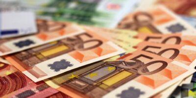 PIB da zona do euro avança 12,7% no terceiro trimestre
