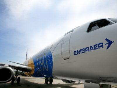 Embraer (EMBR3) elege novo presidente de aviação comercial