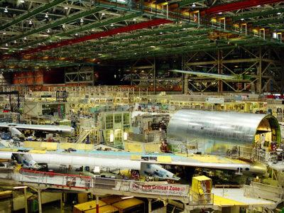 Boeing corta mais de 12 mil funcionários nos Estados Unidos