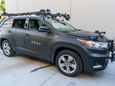 Amazon se aproxima da compra de startup de carros autônomos, diz jornal