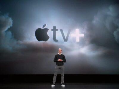 Apple adquire títulos antigos para fazer frente a concorrentes com TV+