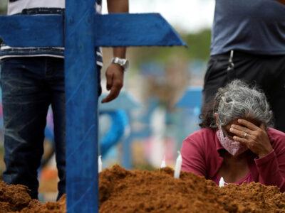 Coronavírus: OMS diz que pico no Brasil será em agosto