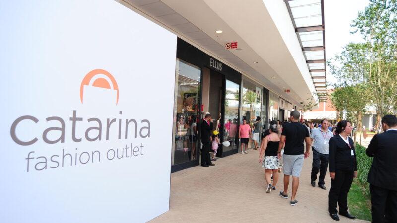 JHSF (JHSF3) suspende atividades do Catarina Fashion Outlet