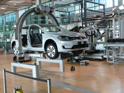 Produção industrial da Alemanha cresce 7,8% em maio