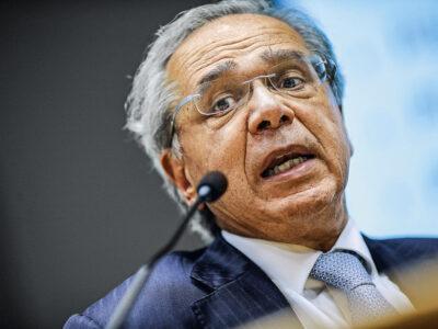 Paulo Guedes: Qualquer previsão do PIB agora é 'chute'