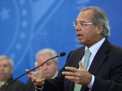 Guedes pode divulgar plano para reforma tributária nas próximas semanas
