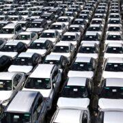 Venda de veículos registrou uma queda de 40,48% em junho