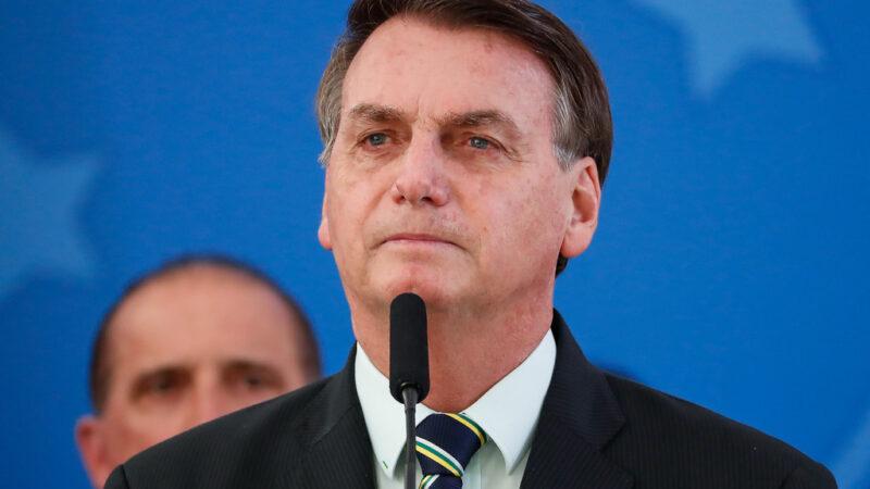 """Bolsonaro: """"reforma administrativa fica para o ano que vem"""""""