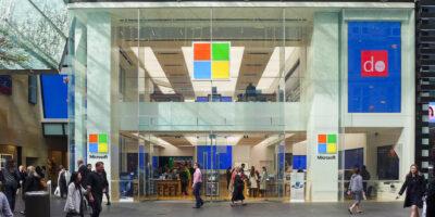 Microsoft fechará todas lojas físicas em nova estratégia de varejo