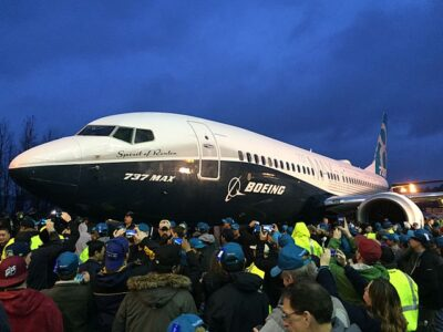 """Trump: Boeing está """"avançando muito"""" na questão do 737 Max"""