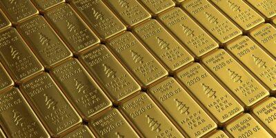 Por que o ouro está em queda há seis semanas seguidas