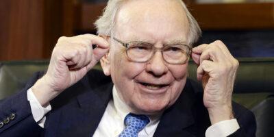 Warren Buffett compra mais de US$ 800 mi em ações do BofA
