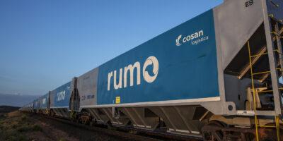 Rumo (RAIL3) vê lucro cair 53,7% para R$ 171 mi no 3T20