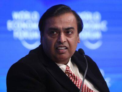Mukesh Ambani, magnata indiano, se torna mais rico que Warren Buffett