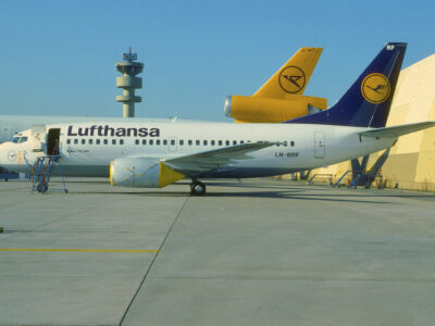 Lufthansa irá cortar 20% de postos executivos e mil administrativos