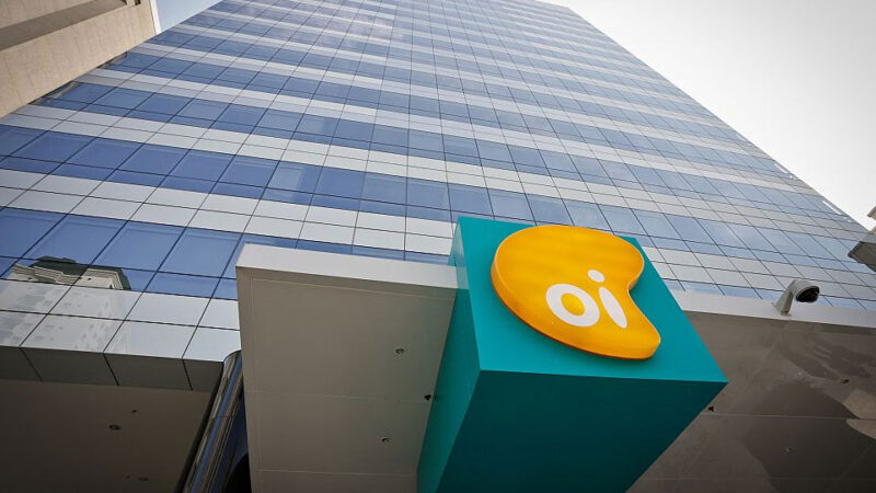 """Oi (OIBR3) sai do nível """"calote"""" após elevação de nota pela S&P"""