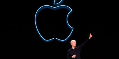 Apple ultrapassa a marca de US$ 2 trilhões em valor de mercado