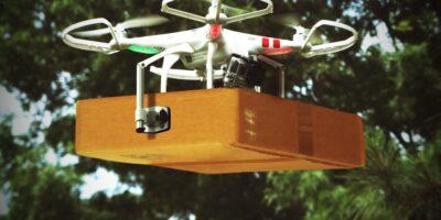 iFood obtém aval da Anac para realizar entregas com drones
