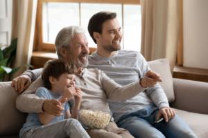 Confira três ações para dar de presente no dia dos pais