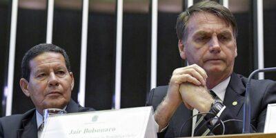 """Reforma administrativa está """"pronta desde o começo do ano"""", diz Mourão"""