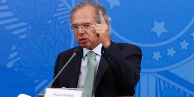 Paulo Guedes: 'Não vamos aumentar impostos, mas substituir'