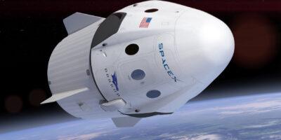 SpaceX: cápsula volta à Terra após dois meses na Estação Espacial Internacional
